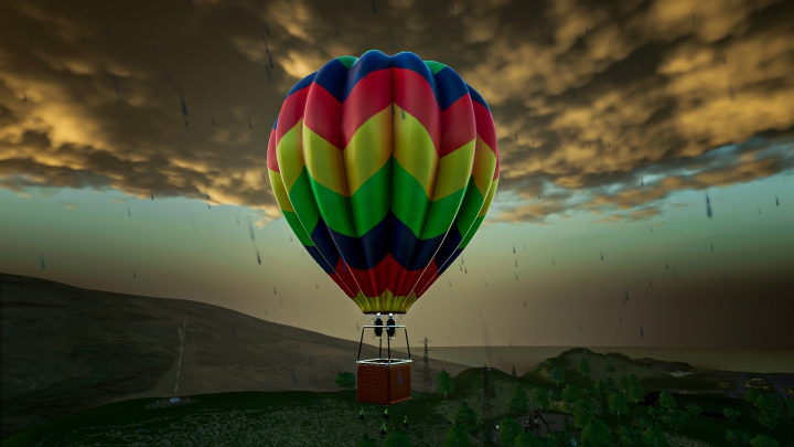 Trending mods today: Hot Air Balloon
