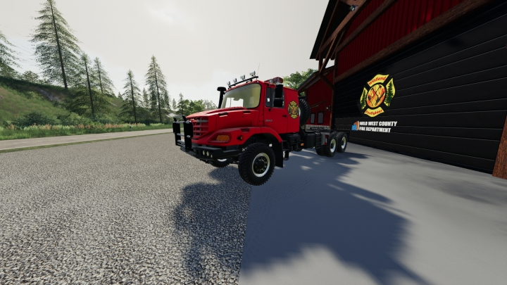 Trending mods today: MB Zetros Semi Tractor Wildlands Edition