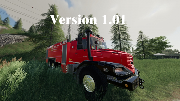 Trending mods today: MB Zetros Pumper Tanket Wildlands v1.01
