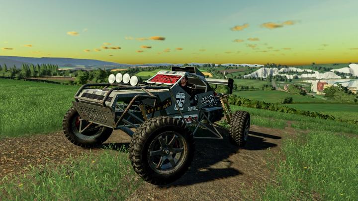 Trending mods today: MotorStorm Buggy