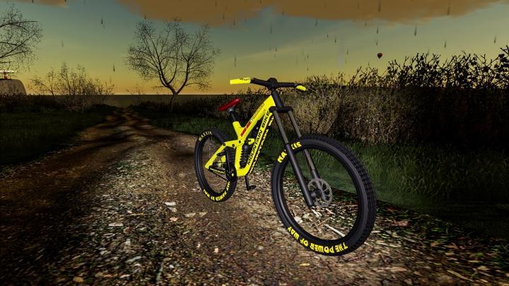 Trending mods today: Mountain Bike