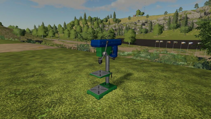 Trending mods today: Bench Drill And Grill Pack v1.1.0.0