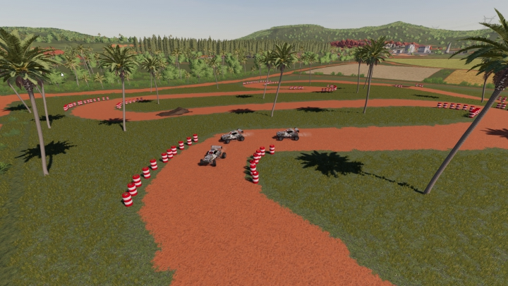 Trending mods today: Racetrack Tire Pile