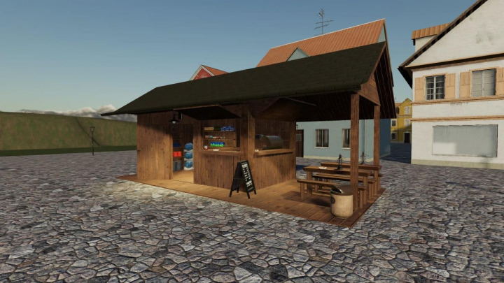 Trending mods today: Imbiss Booth v1.0.0.0