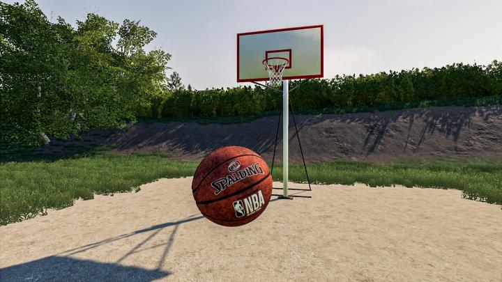 Trending mods today: Basket Ball Hoop