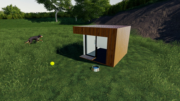Trending mods today: Deluxe Dog House