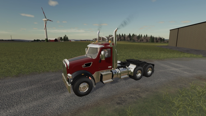 Trending mods today: Peterbilt 567 Day Cab Truck By Michal