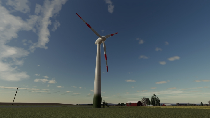 Trending mods today: Wind Turbine By Michal