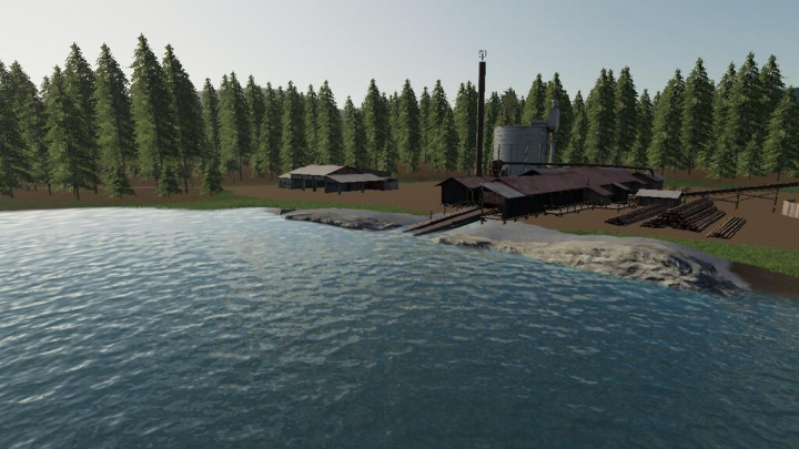 Trending mods today: Blue Mountain Valley v1.0.0.0