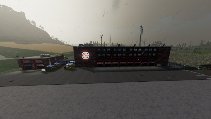 Trending mods today: Wild West County FD HQ / Central