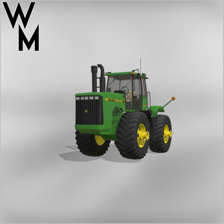 Trending mods today: John Deere 9x00 Series Tractors