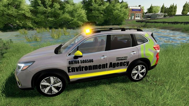 Trending mods today: Environment Agency Car v1.0.0.0