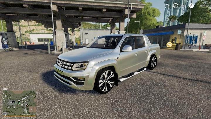 Trending mods today: VW AMAROK EDIT v1.0.0.0