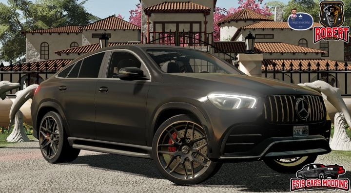Trending mods today: Mercedes Gle Coupe 2020 v1.0