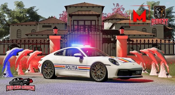 Trending mods today: Porsche Carrera4S Politia v1.0