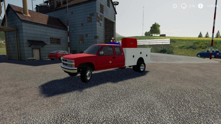 Trending mods today: 89-99 Chevy-Gmc K3500 Service Truck