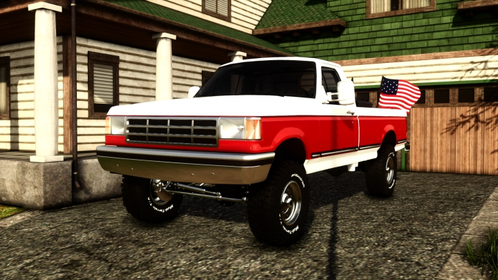 1987 Ford F350  category: Cars