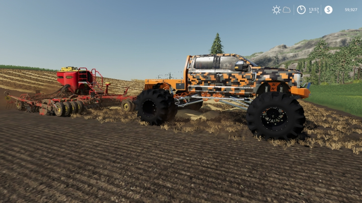 Trending mods today: Ford F-250 Lifted mud truck V1.7.2.0