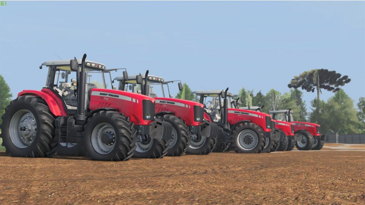 Massey Ferguson 7370 Brazil v1.0.0.0 category: Tractors