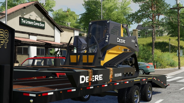 Trending mods today: Deere RX84B