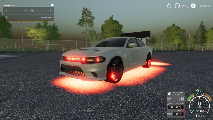 Trending mods today: FS19 2019 Dodge Charger Hellcat