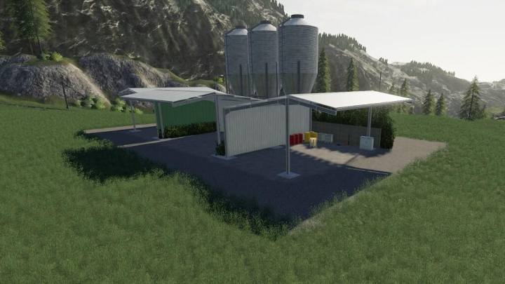 Trending mods today: Realistic Large Seed Storage v1.0.0.0
