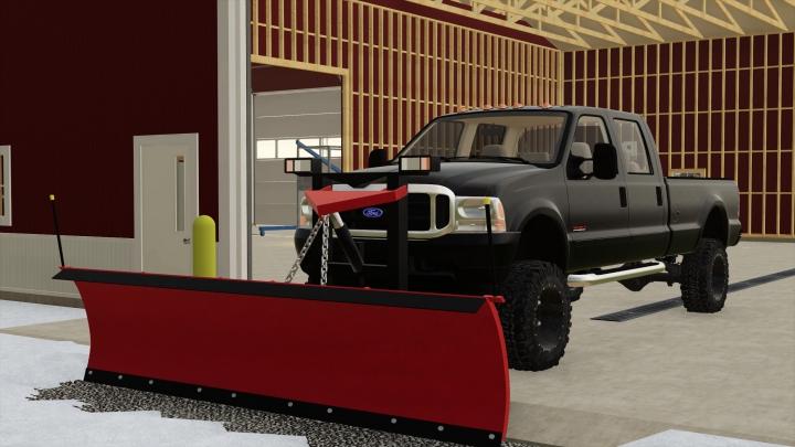 Trending mods today: Truck Plow