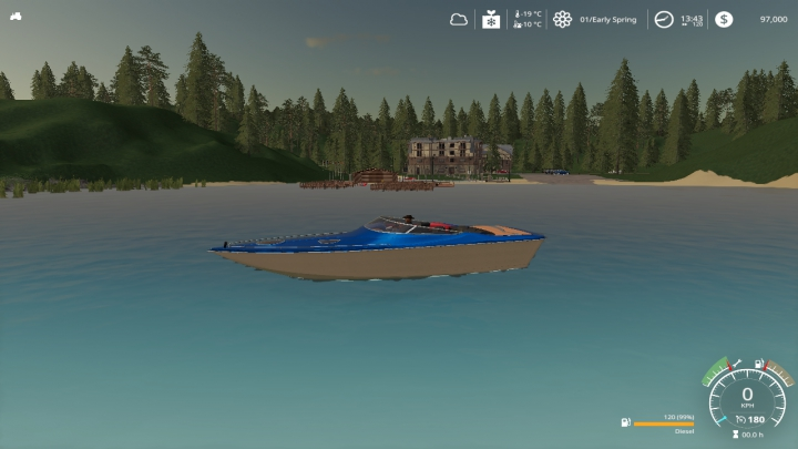 Trending mods today: Goldcrest valley marina (boat compatible)