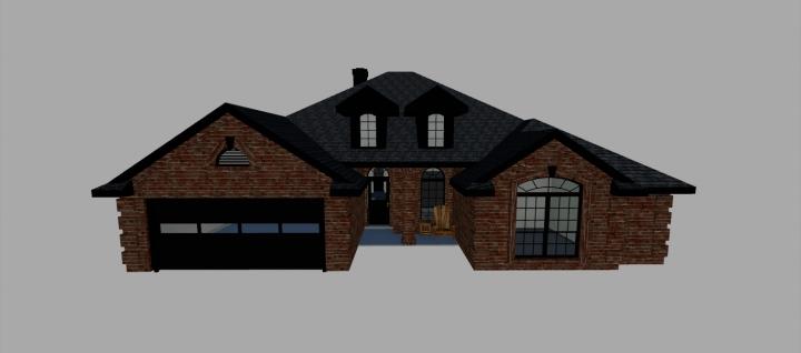 Trending mods today: Brick House Furnished (BLACK VERSION)
