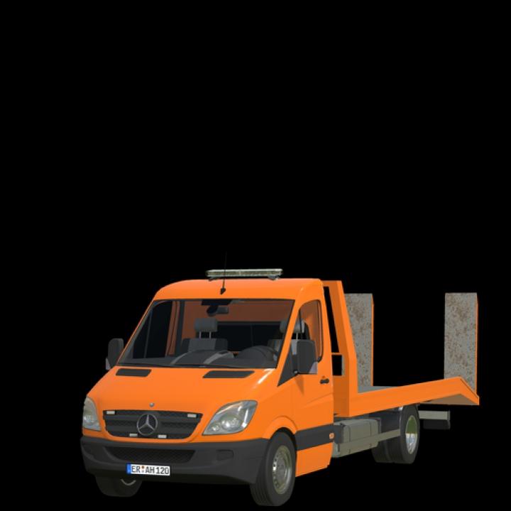 Trending mods today: Tow truck