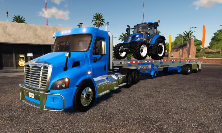 Trending mods today: Freightliner Cascadia Evolution 113 V2
