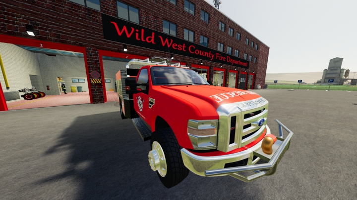 Trending mods today: 2010 Ford F350 Brush / Mini Pumper