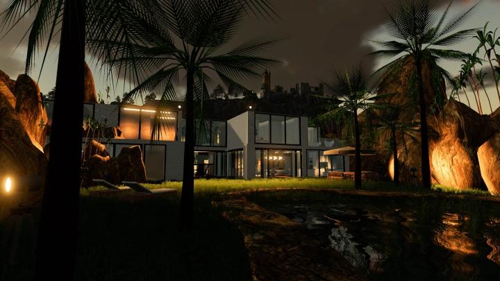 Trending mods today: Villa In The Rocks