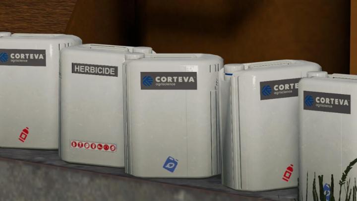 Trending mods today: Corteva Gallon Fertilizer And Herbicide 20L v1.1.0.0