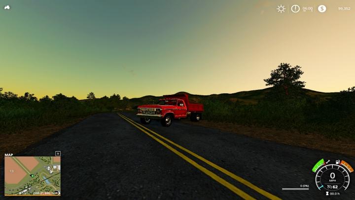 Trending mods today: 1978 ford dump truck