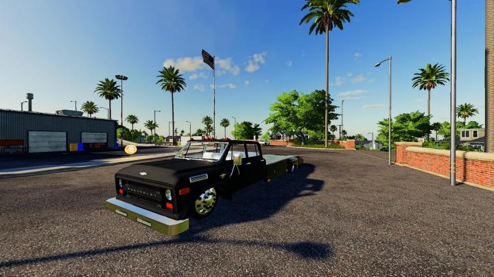 Trending mods today: c50 ramp truck
