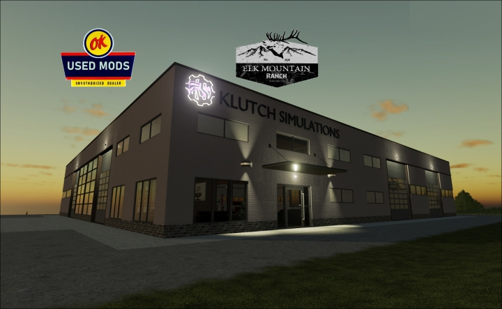 Trending mods today: Klutch Simulations Shop - By OK USED MODS & Elk Mountain Modding