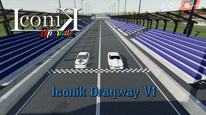 Trending mods today: Iconik Dragway V1