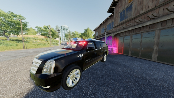 Trending mods today: Cadillac Escalade Unmarked