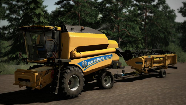 Trending mods today: New Holland TC5 Series v1.0.0.0