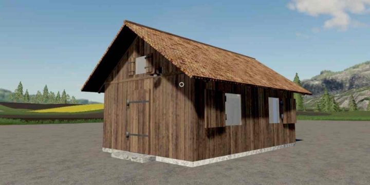 Trending mods today: Holiday Home Hut v1.0.0.0