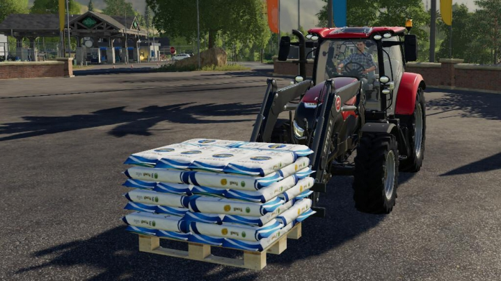 Trending mods today: Seed Pallets v1.0.0.0