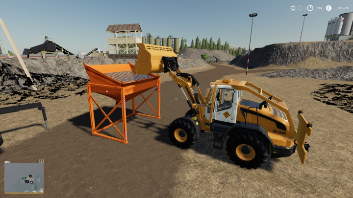 Trending mods today: Loading Silo For Conveyor