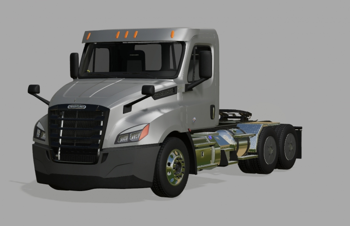 Trending mods today: Freightliner Cascadia P4 DC