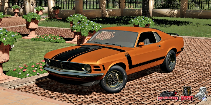 Trending mods today: Ford Mustang Boss 302