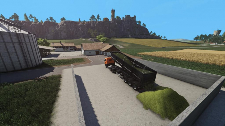 Trending mods today: Large Trench Silo v1.0.0.0