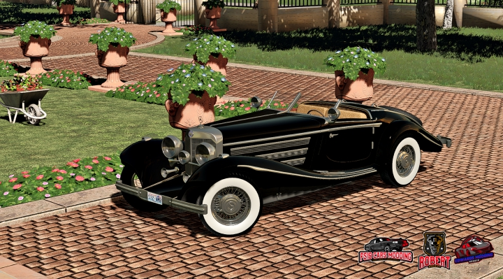 Trending mods today: 1936 Mercedes-Benz 540K