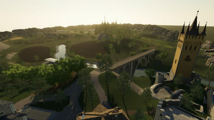 Trending mods today: Meadow Valley v1.0.0.0