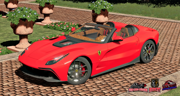Trending mods today: 2014 Ferrari F12 TRS