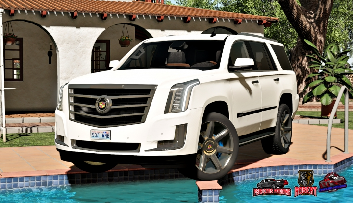 Trending mods today: Cadillac Escalade ESV Platinum